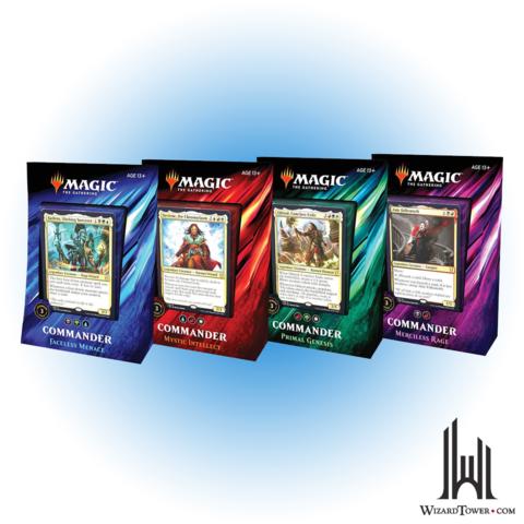 Magic MTG Commander Eesha JUD Judgement NM