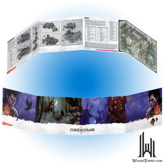 Storm Kings Thunder Dm Screen – Icalliance