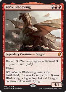 FOIL BLADEWING/'S THRALL X4 Iconic Masters Magic MTG MINT CARD