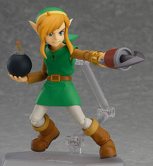 FIGMA EX-032: THE LEGEND OF ZELDA: A LINK BETWEEN WORLDS - LINK (DX VERSION)