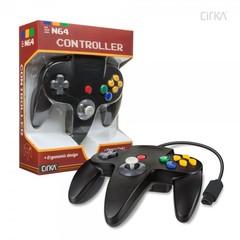 CirKa N64 Controller - Black