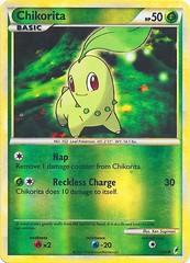 Chikorita - 53/95 - Common - Reverse Holo