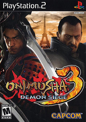 Onimusha 3 Guide w/ Poster