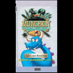 MUNCHKIN CCG: BOOSTER PACKS
