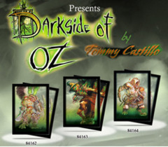 DARKSIDE OF OZ DECK PROTECTOR 'LION'