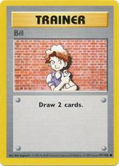 Bill - 91/102 - Common - Shadowless Edition