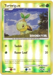 Turtwig - 103/130 - Common - Reverse Holo