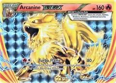 Arcanine Break - XY180 - Arcanine Break Evolution Box Promo