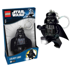 LEGO Star Wars LED Light Keychain - Darth Vader