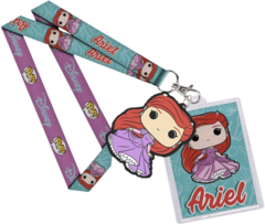 POP! HOME: LANYARD: DISNEY - ARIEL