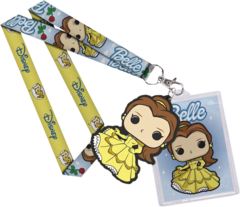 POP! HOME: LANYARD: DISNEY - BELLE