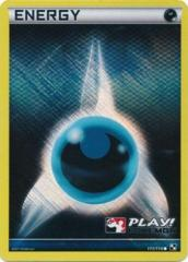 Darkness Energy - 111/114 - Crosshatch Holo - Pokemon League Play! Promo (Legend Season 2012)