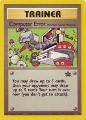 Computer Error - 16 - Pokemon League (May 2000)