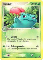Ivysaur - 14/17 - Common