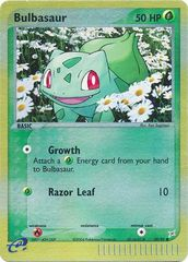 Bulbasaur - 39/95 - Common - Reverse Holo