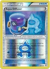 Aqua Diffuser - 23/34 - Uncommon - Reverse Holo