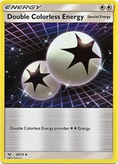 Double Colorless Energy - 69/73 - Uncommon