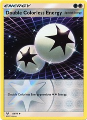 Double Colorless Energy - 69/73 - Uncommon - Reverse Holo