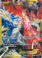 Yveltal-EX (Alt Art) - XY150a - Premium Trainer's XY Collection