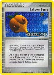 Balloon Berry - 84/107 - Uncommon - Reverse Holo