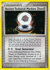 Ancient Technical Machine [Steel] - 86/101 - Uncommon - Reverse Holo