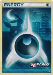 Darkness Energy - 94/95 - Crosshatch Holo - 2011 Player Rewards Promo