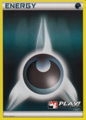 Darkness Energy - Crosshatch Holo - 2011 Pokemon Play! Promo
