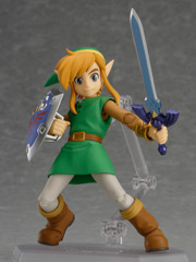 FIGMA 284: THE LEGEND OF ZELDA: A LINK BETWEEN WORLDS - LINK