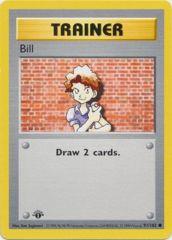 Bill - 91/102 - Common - 1st Edition