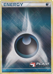 Darkness Energy - Crosshatch Holo - 2010 Pokemon Play! Promo