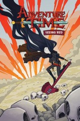 Adventure Time Vol 3 Seeing Red