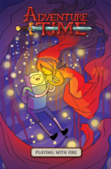 Adventure Time Vol 1 Playing With Fire