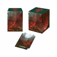 ULTRA PRO - DECK BOX 100CT - MTG GUILDS OF RAVNICA GRUUL