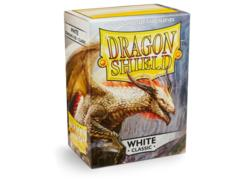 Dragon Shield Sleeves: Classic White (Box of 100)
