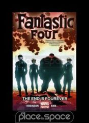 Fantastic Four, The End is Fourever tpb
