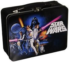 Star Wars Lunchbox Tin (Used)