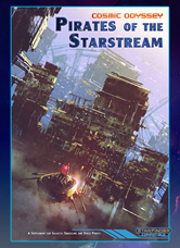 Pirates of the StarStream - Starfinder