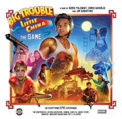 Big Trouble in Little China: The Game ‐ Standard edition (2018)