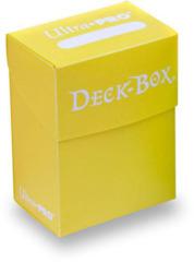 Ultra Pro Deck-Box (Yellow)