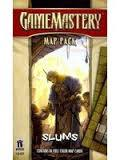 Gamemastery Map Pack (Slums)