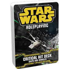 Star Wars RPG (Critical Hit Deck)