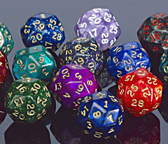 30 Sided Dice