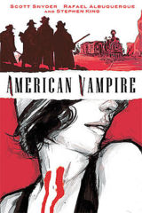 American Vampire, Volume 1 tpb