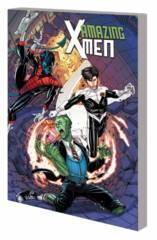 Amazing X-Men, Once and Future Juggernaut tpb