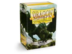 Dragon Shield Sleeves: Classic Green (Box of 100)