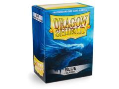 Dragon Shield Sleeves: Classic Blue (Box of 100)