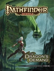 Pathfinder Module (The Dragon's Demand)