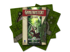 Gamemastery Map Pack (Elven City)