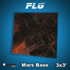 FLG Mars Base 3X3