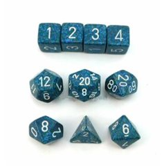 Speckled: 10Pc Cube Sea